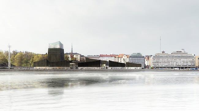 Image credit: Moreau Kusunoki Architectes / Guggenheim Helsinki