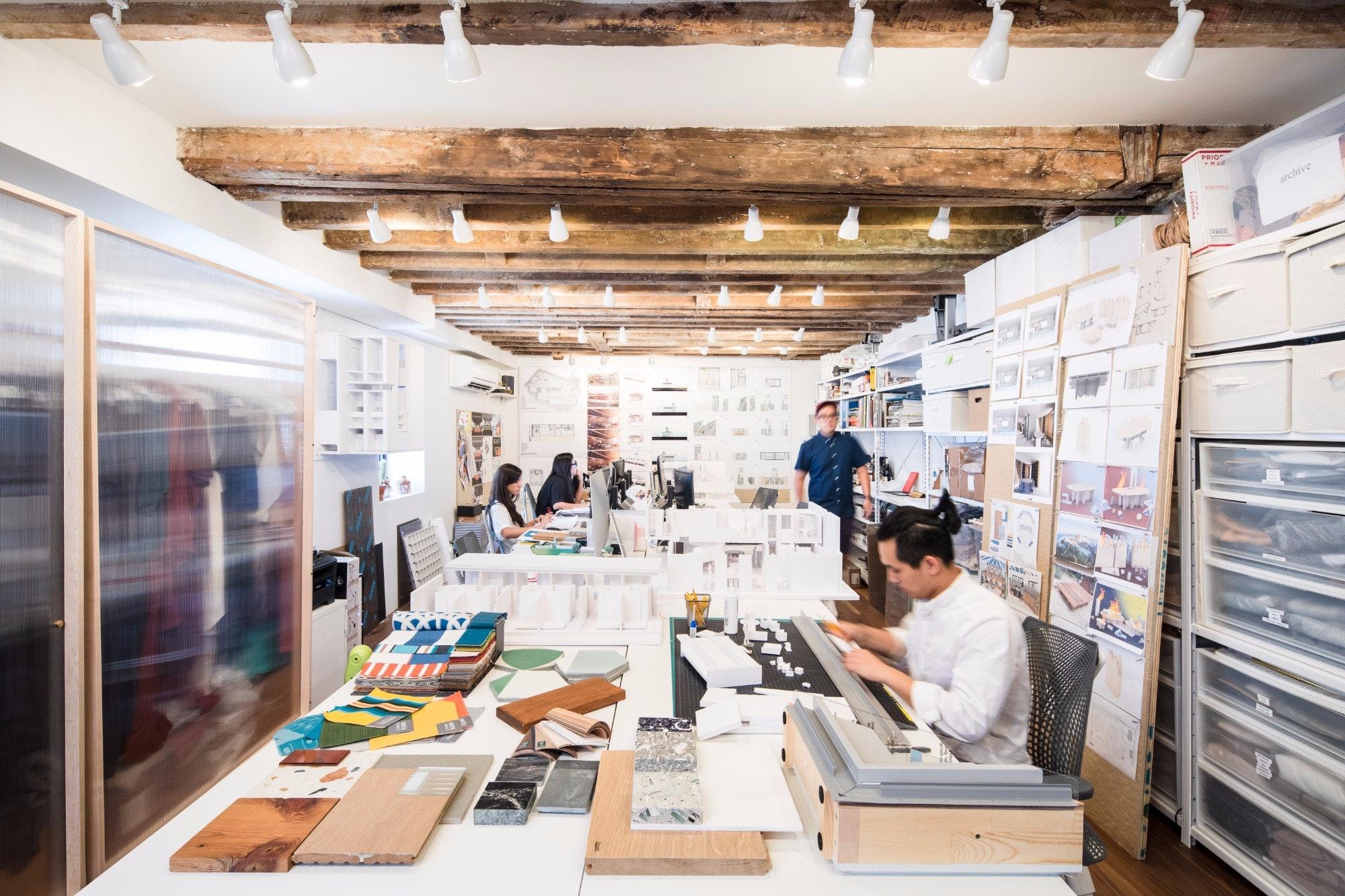 meet dash marshall the multi disciplinary design studio where form rh archinect com