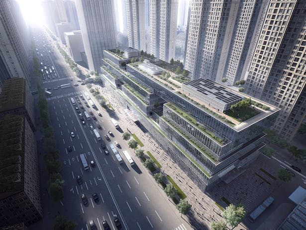 Shenyang COHL Parcel K by Aedas