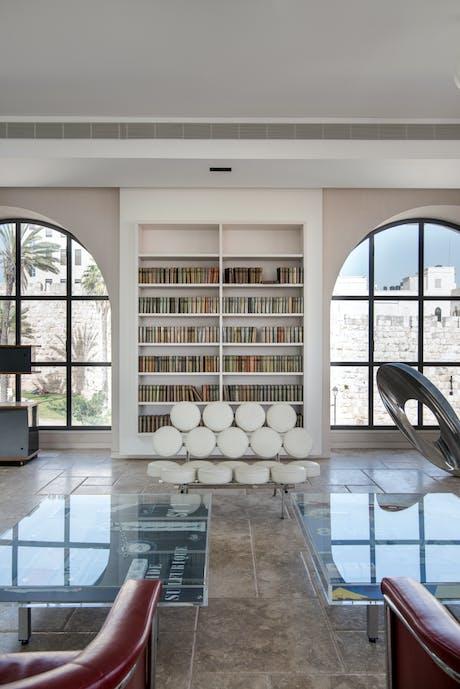 floating bookcase