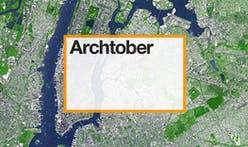 Archinect's Must-Do Picks for Archtober 2013 - Week 1 (Oct. 1-8)
