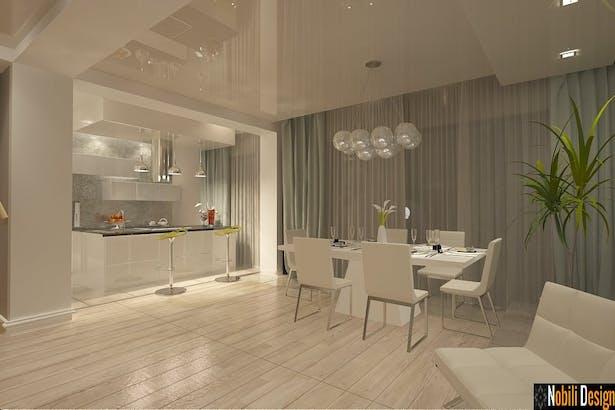 Servicii amenajari interioare case in Constanta - Nobili Interior Design
