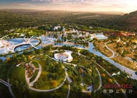 'World Oasis' New Beijing National Zoo international competition