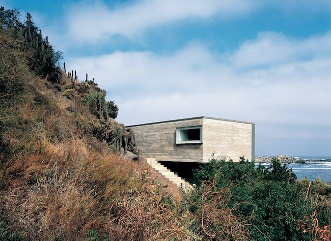 Pite House, Papudo, Fifth Region, Chile 2003 - 2005, Photograph © Cristobal Palma