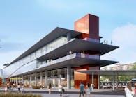 Evka Social Center and Transfer Station