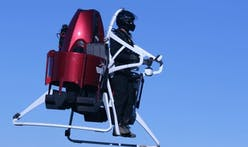 Flying firefighters: the jetpack is quickly becoming a reality