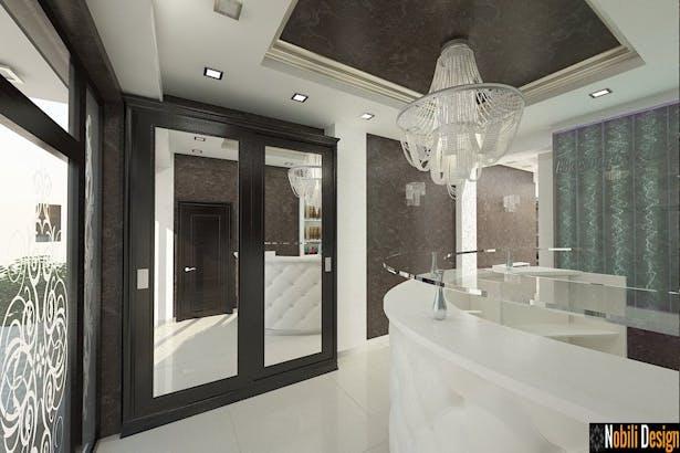 Amenajare salon de infrumusetare - Design interior salon coafor