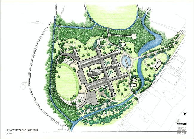 Site plan 1 (Image: HOSPER)