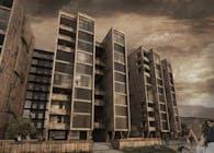 TriBrut: Apartment building