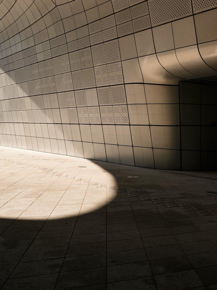 Dongdaemon Design Park, Seoul by Zaha Hadid