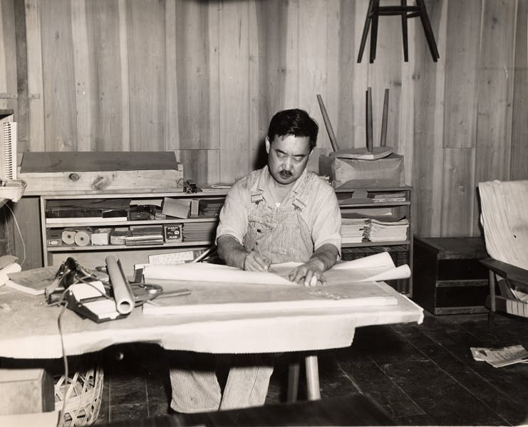 From the archives: George Nakashima in conversation with legendary