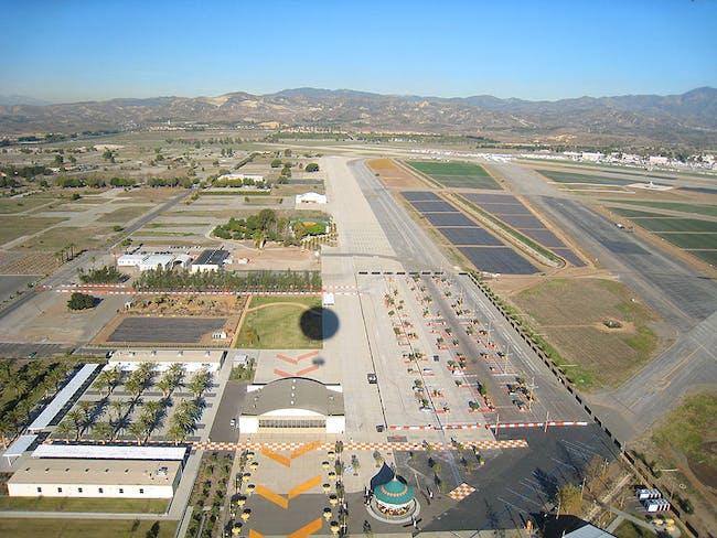Solar Decathlon 2013 will be held at Orange County Great Park in Irvine, California. photo courtesy of the Orange County Great Park Corp