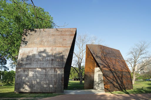 Lady Bird Loo; Austin, Texas by Mell Lawrence Architects. Photo: Whit Preston