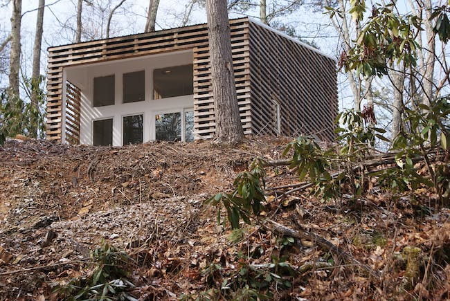 Third Jury Prize: Mountain Cabin, Boone, NC by Chad Everhart, AIA