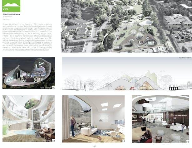 Portfolio work samples | James Adu | Archinect