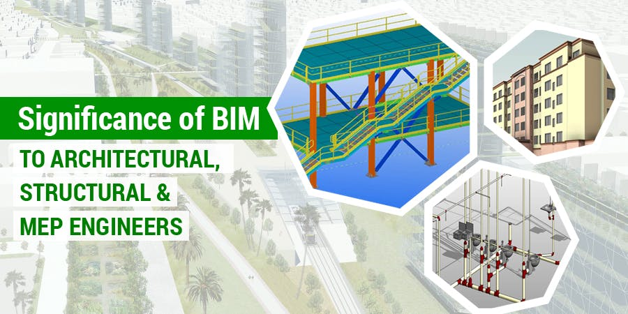 Significance of BIM to Architectural, Structural & MEP