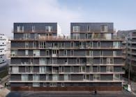 58 Housing Units ZAC Seguin - Boulogne