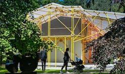 SelgasCano design pavilion for Africa in Denmark