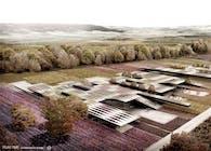 Nieto Sobejano Architects - Wine dome in Valladolid