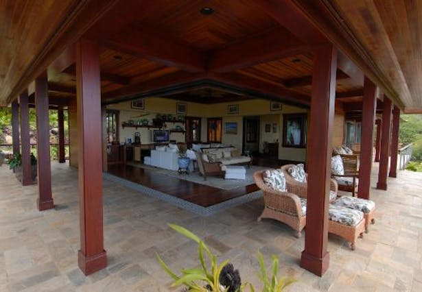 I was an AutoCAD operator for the Lanai House, designed by Architect Ryan Levis.