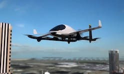 Uber and NASA team up to create 'flying taxi' by 2020