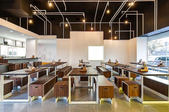 OZU in Los Angeles, CA by Aaron Neubert Architects; Photo: Alen Lin