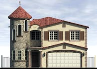 House exterior remodeling