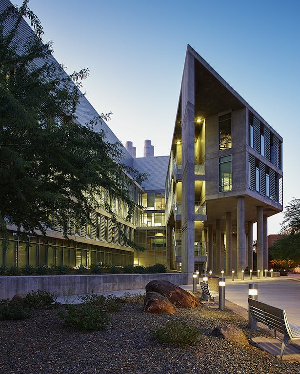 ASU Science Center