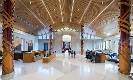 Merit Award: DeKalb Public Library, DeKalb, IL by Sheehan Nagle Hartray Architecture