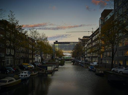 University of Amsterdam. Photo: Tim Soar.