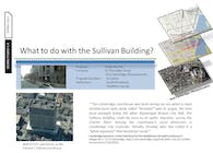 Re-Use What to do with the Sullivan Building