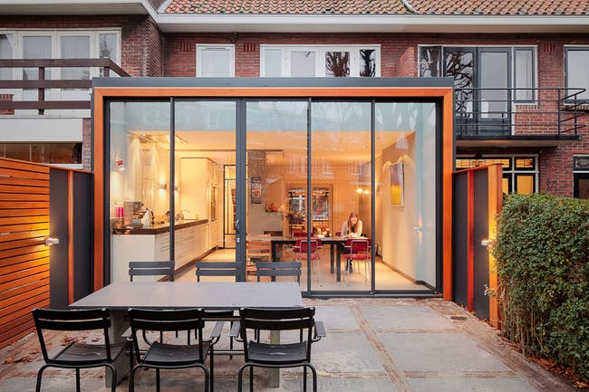 Verbouwing Tuindorp in Utrecht, the Netherlands by BYTR Architecten