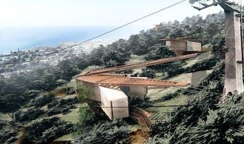 bracket [goes soft]: GROUNDING: Landslide Mitigation Housing