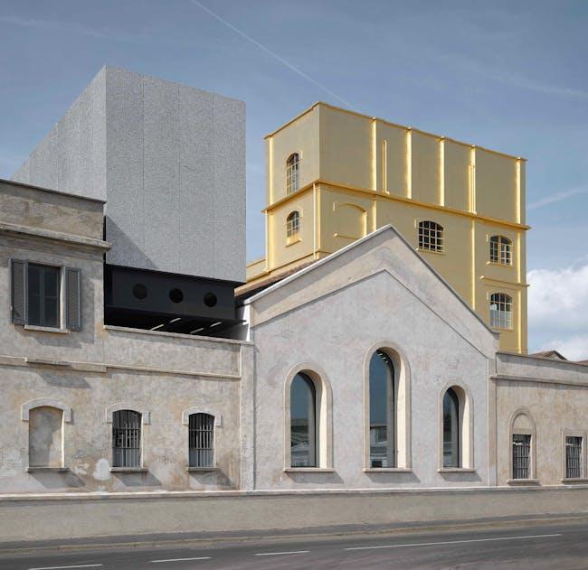 Prada Foundation, 2008-2015, Milan (Italy) © Bas Princen/Courtesy Fondazione Prada