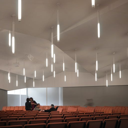 Honor Award - Congregation Or Hadash Synagogue, Atlanta, GA by BLDGS. Photo courtesy of Fredrik Brauer