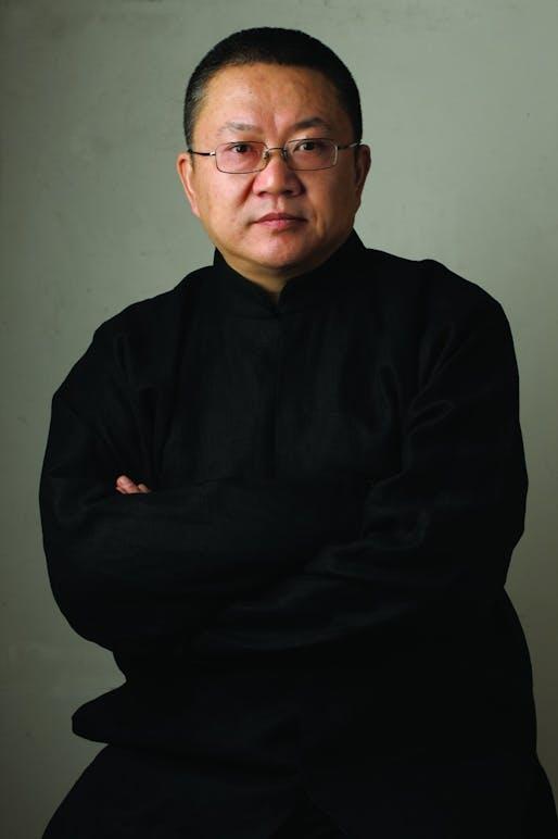 Wang Shu, by Zhu Chenzhou