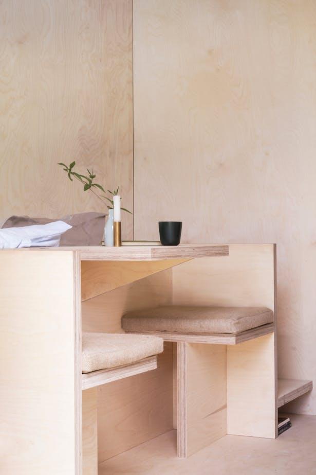 Trias Studio Slate Cabin P03