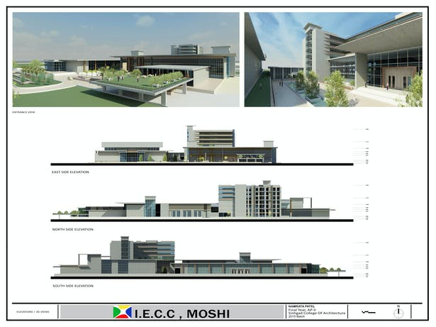 Software - Revit and Photoshop