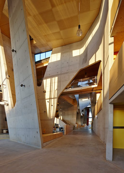 CATEGORY WINNER, Education and Health: Abedian School of Architecture, Bond University by CRAB studio