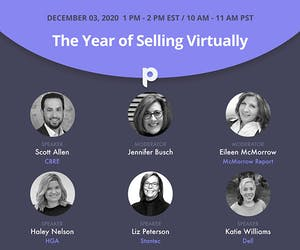 The Year of Selling Virtually