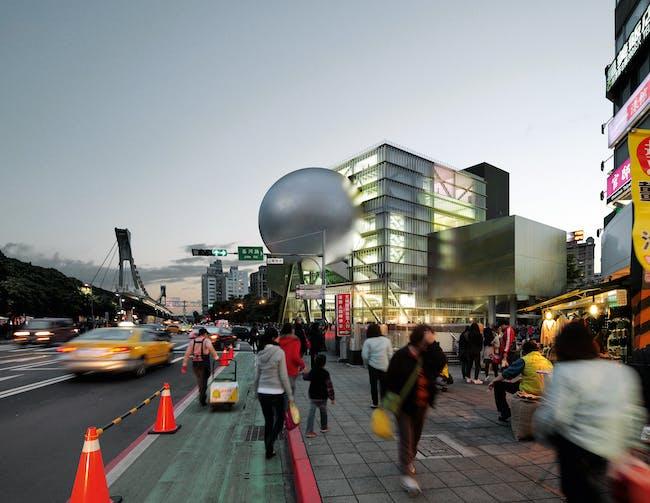 Performing Arts Center, 2008-, Taipei (China)