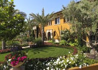 Crystal Cove, Newport Beach, California - Northern Italian Style Residence