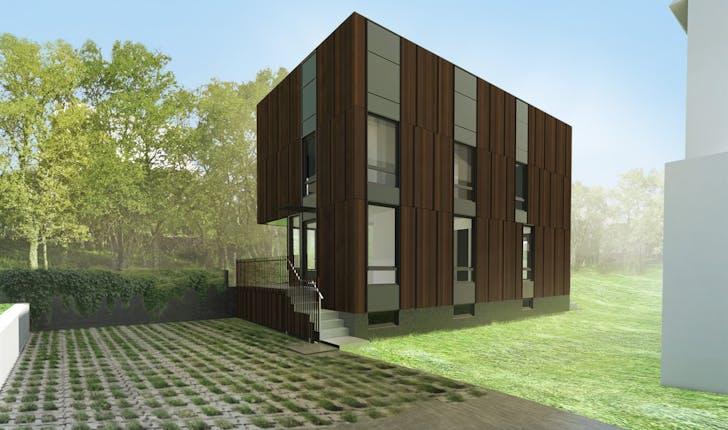 Meyer Street Residence (by Studio Luz), diagrams by James Bogle. Image courtesy of Jim Bogle.