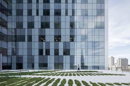Roof terrace 8th floor. Photo credit: Adrien Williams.