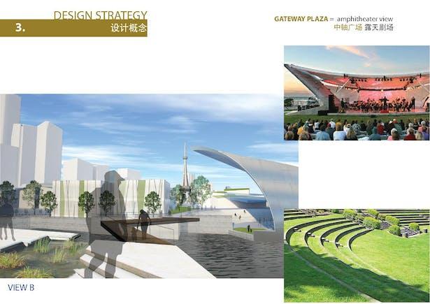 Amphitheater View