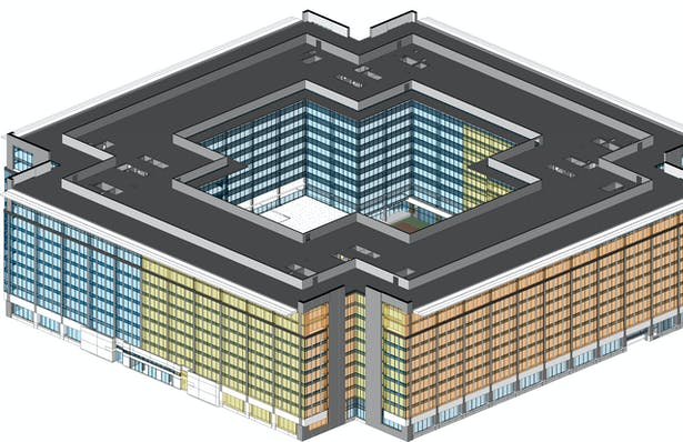 Model Building (Revit & SketchUp) | Justin Benjamin | Archinect