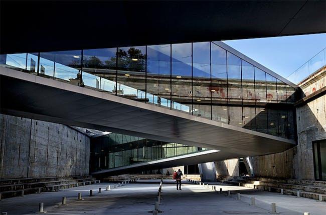 Maritime Museum of Denmark, designed by BIG. Photo courtesy of Bertelsen & Scheving.
