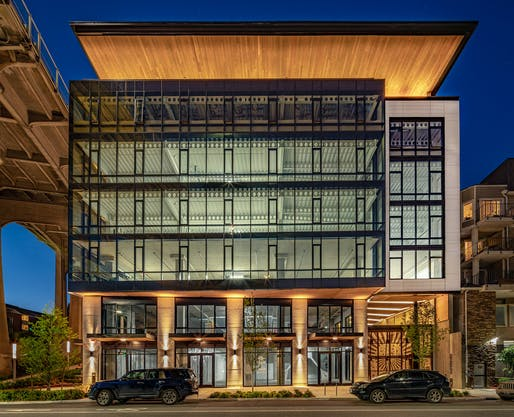 $15 Million to $75 Million - Merit Award: Watershed Building, Seattle, WA. Structural Engineer: DCI Engineers, Seattle, WA. Architect: Weber Thompson, Seattle, WA. Photo: Built Work Photography LLC.