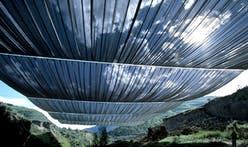 Christo wins court judgement, keeping alive his vision for 5.9 miles of silver fabric above the Arkansas River