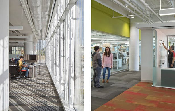 The open research environment offers opportunities to foster team science through collaborative interaction